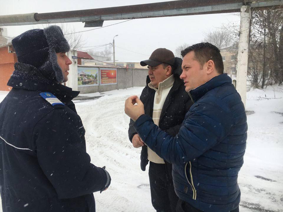 Autorităţile de la Tulcea, din nou în alertă