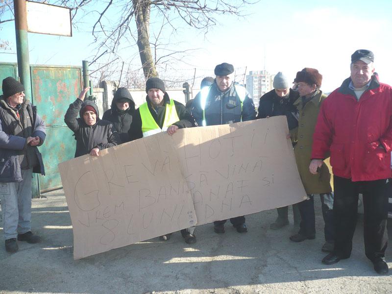 Angajaţii de la Murfatlar ameninţă că intră în greva foamei!