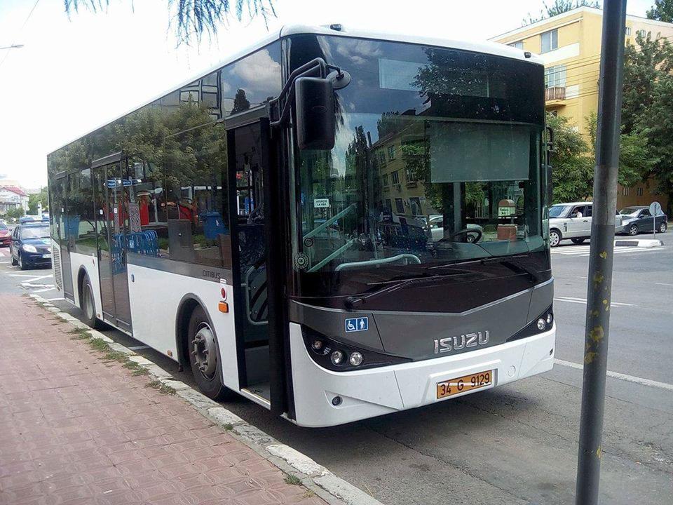 De lunea viitoare, autobuzele Primăriei ajung la Câşliţa şi Mineri