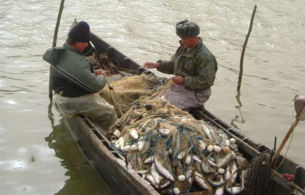Pescarii din Deltă vor prime europene