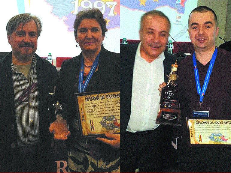 Primarii Georgeta Ciupitu şi Ştefan Ilie, laureaţi la Adunarea Generală a AcoR