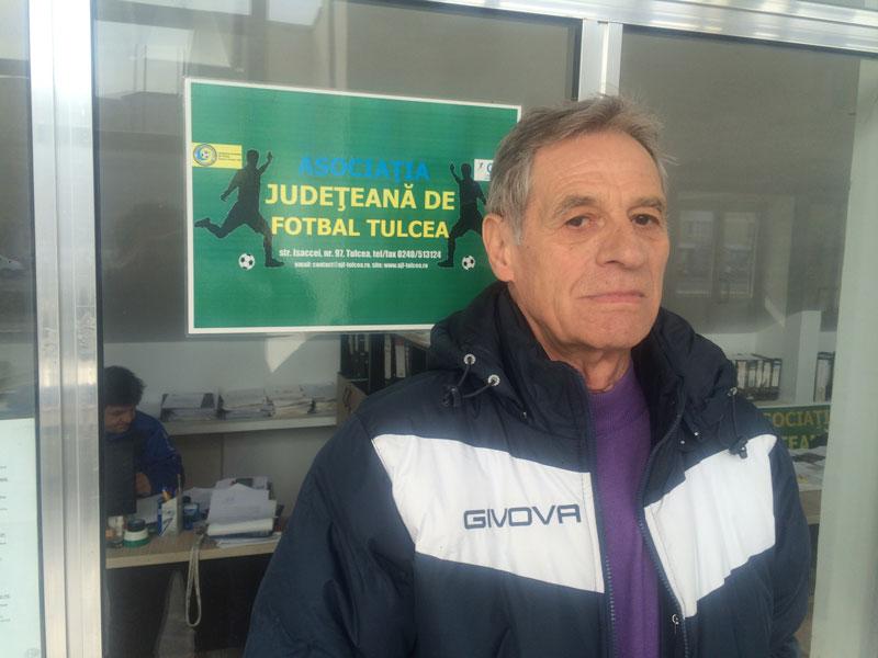 Victor Cojocaru, noul preşedinte al FC Delta Dobrogea