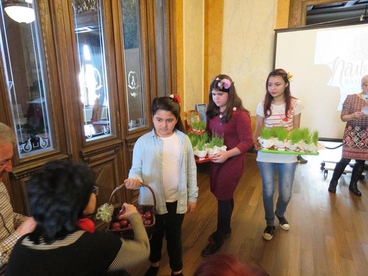 Nawrez-ul, sărbătorit de tătarii tulceni