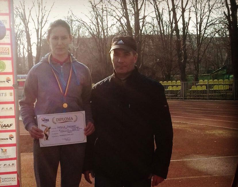Oana Solunaru, bronz la Campionatul Naţional de aruncări lungi