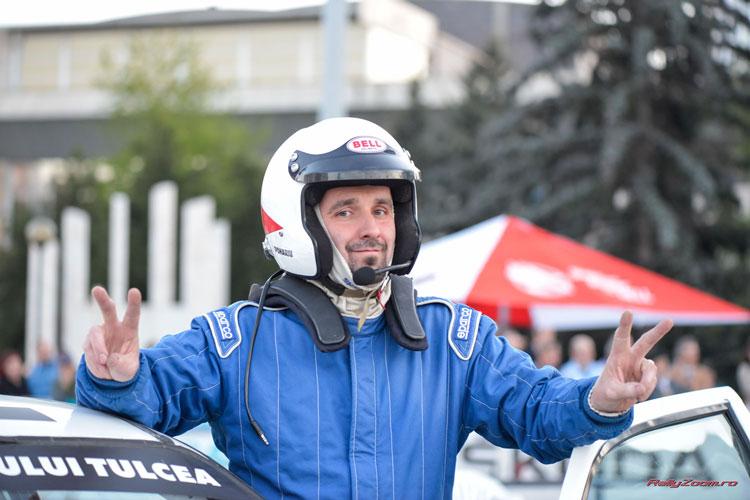 Pilotul de raliu Daniel Pohariu, primul tulcean din conducerea FRAS