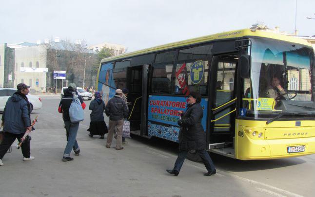 Transportul public din municipiu, paralizat: şoferii anunţă că intră în grevă!