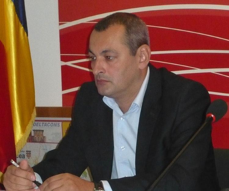 Avocatul Lucian Furdui este noul prefect al judeţului Tulcea