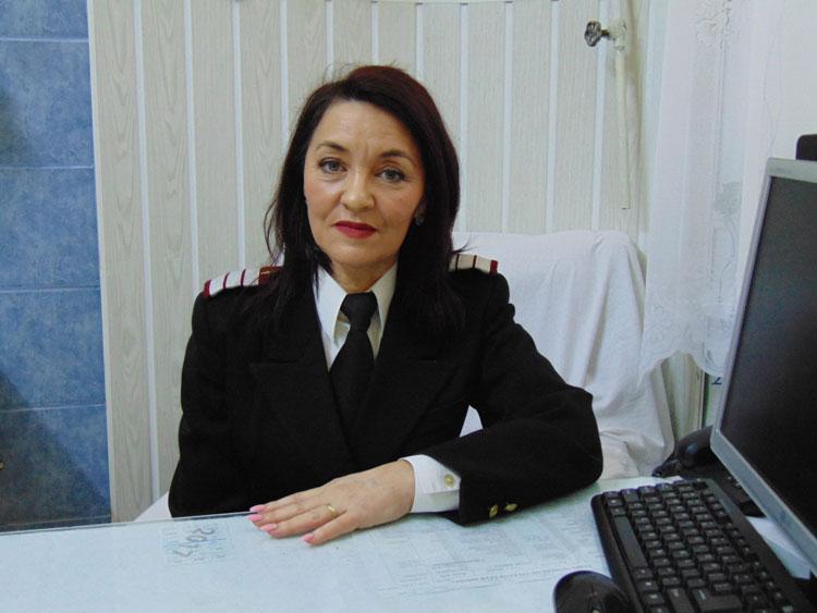 Carmen Pustianu, trei deceni în slujba armatei