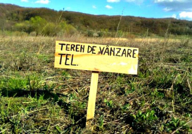 Mai bine de 3.000 de euro pe hectarul de teren  arabil, preţul cu care se vinde ţara la Tulcea