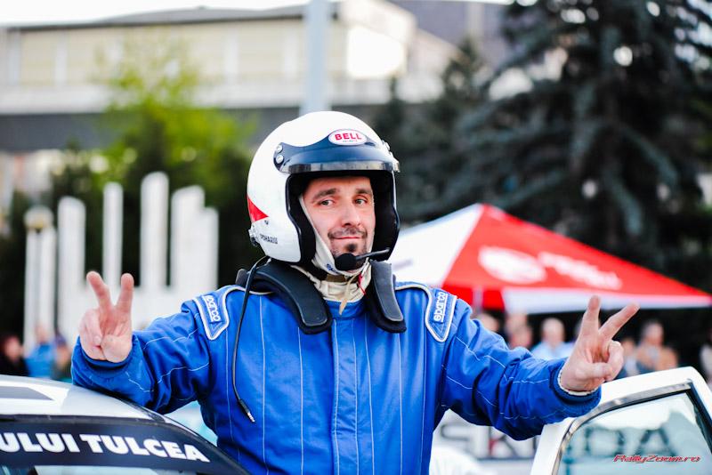 Pilotul de raliu Daniel Pohariu a decedat în urma unui stop cardiac