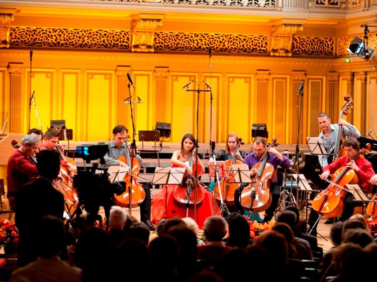 În această seară, concert extraordinar Violoncellissimo