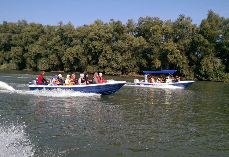 Proprietarii de pensiuni din Delta Dunării au toate camerele rezervate