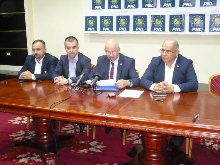 Ştefan Ilie, ales preşedinte al Organizaţiei Judeţene PNL Tulcea