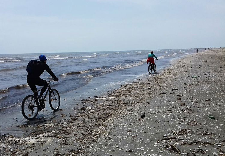 Turul Deltei cu bicicleta şi cu barca