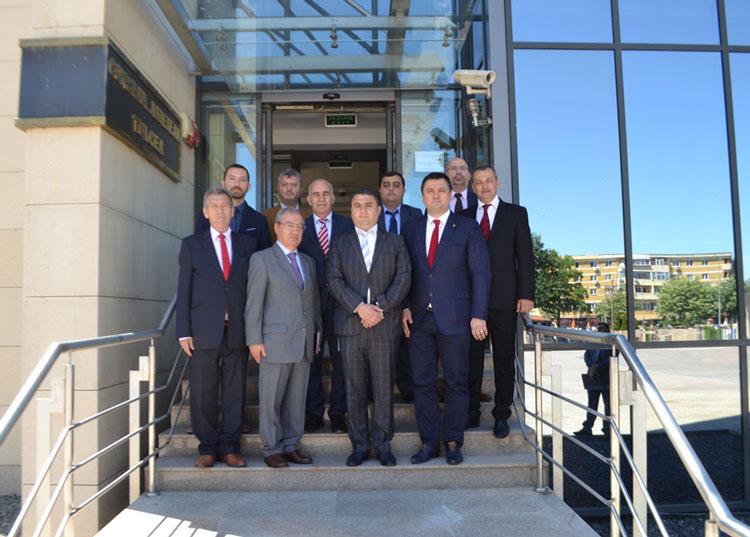 S-a semnat Înţelegerea de Cooperare între Judeţul Tulcea şi Regiunea Tavush, Armenia