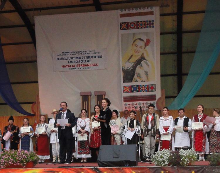 """Festivalul Naţional – Concurs de Interpretare a Muzicii Populare """"Natalia Şerbănescu"""", la ediţia a VII-a"""