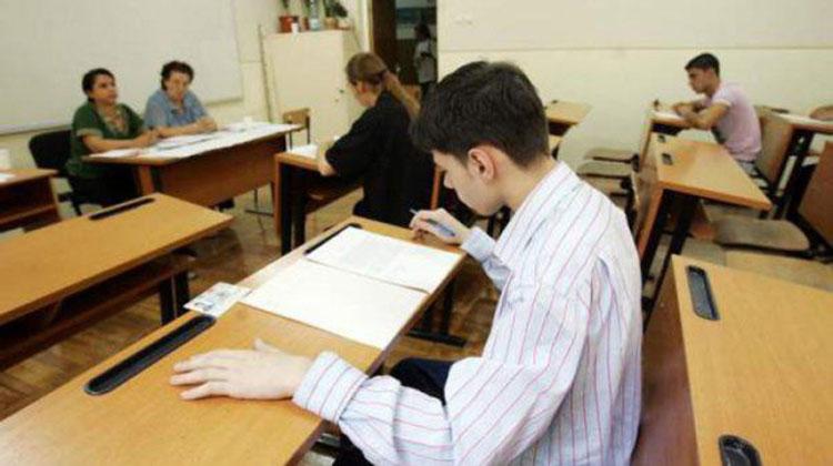 Începe examenul de Bacalaureat