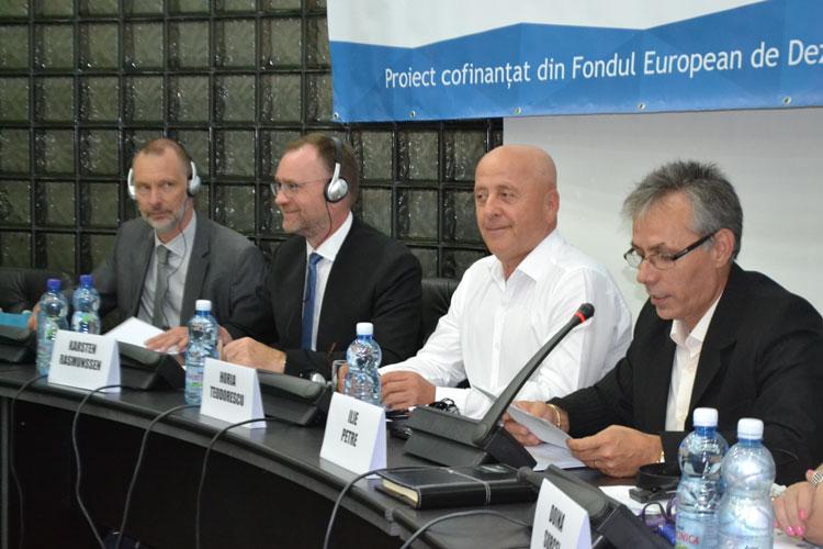 Misiune a Comisiei Europene, la discuţii cu reprezentanţii Asociaţiei pentru Dezvoltare Intercomunitară ITI Delta Dunării