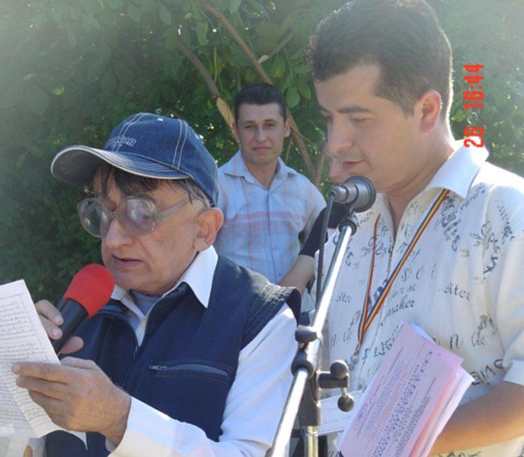 """Puiu Spiru – compozitorul melodiei """"La Chilia-n port"""" a revenit acasă, pe meleag dobrogean"""