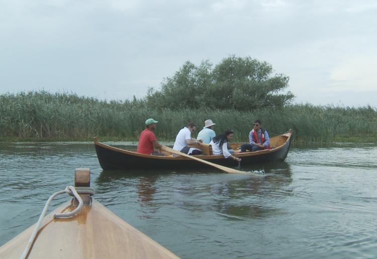 Norme noi – Fără bărci colectoare în Delta Dunării.