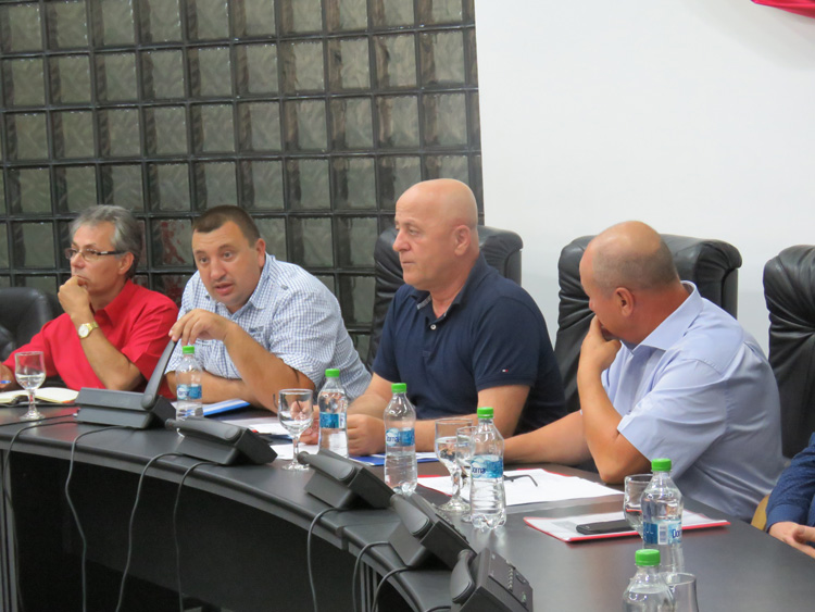 Preşedintele Consiliului Judeţean Tulcea, Horia Teodorescu: