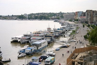 Preşedintele Klaus Iohannis a promulgat legea prin care portul şi faleza din Tulcea trec în administrarea Consiliului Judeţean