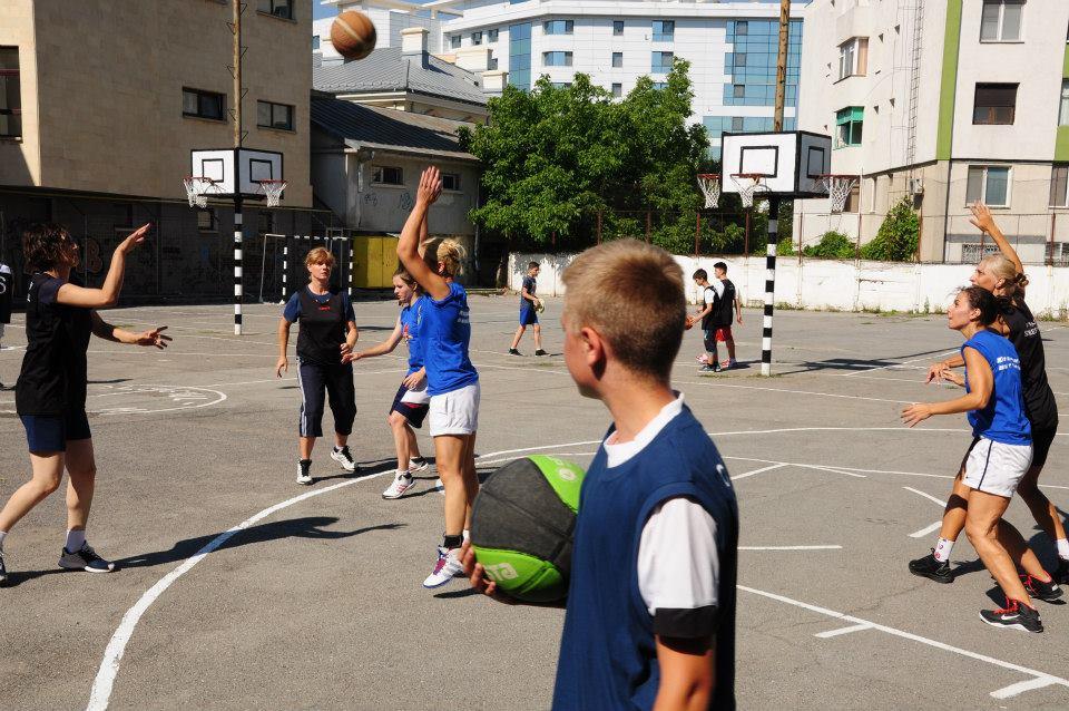 Tulcea Streetplay: 35 de echipe, în competiţia internaţională  de baschet 3×3