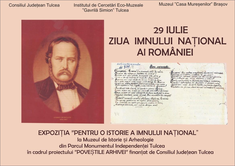 Astăzi: Ziua Imnului Naţional al României, sărbătorită la Tulcea