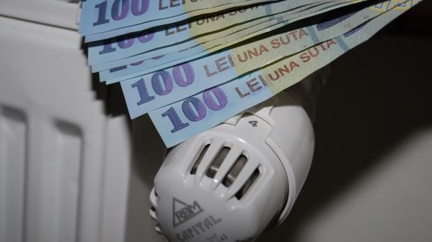 Bani mai mulţi pentru căldură