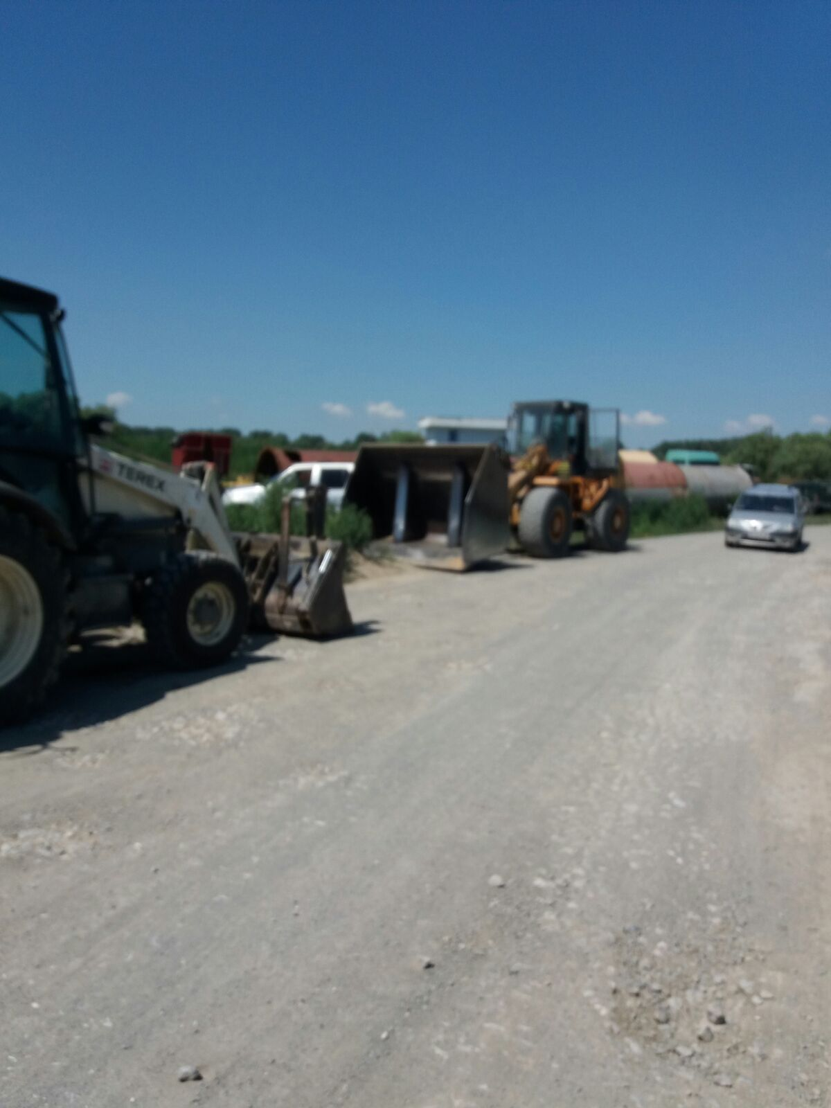 Conflict pe Sireasa: o echipă de la IPJ Tulcea a debarcat ieri la Ceatalchioi