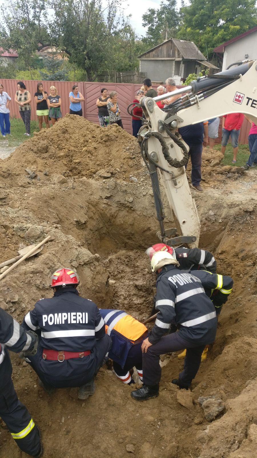 Dramă la Mihail Kogălniceanu: două persoane au fost îngropate de vii!