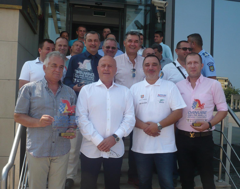 Danube Delta Rally,  pregătit să devină raliu internaţional de categorie A