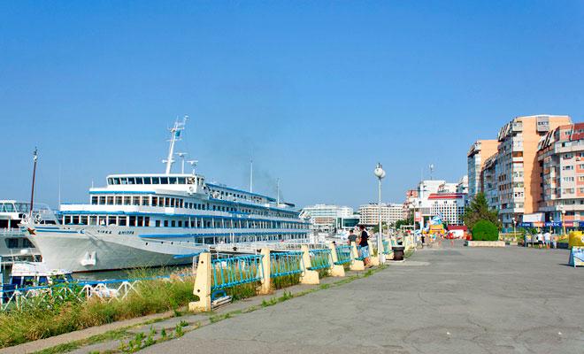 Peste 200 de nave de croazieră au ajuns în Delta Dunării