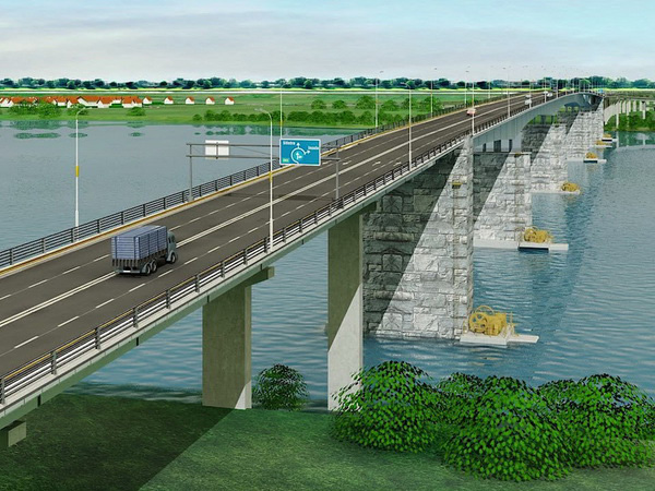 Podul peste Dunăre, ofertat de italieni, japonezi, chinezi, spanioli şi români