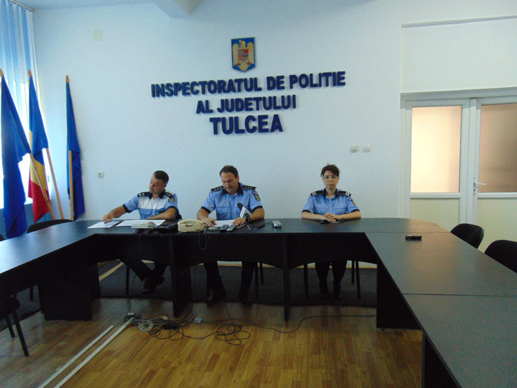 Poliţia trage un semnal de alarmă: la Tulcea, de la începutul anului 42 de accidente cu 10 morţi!