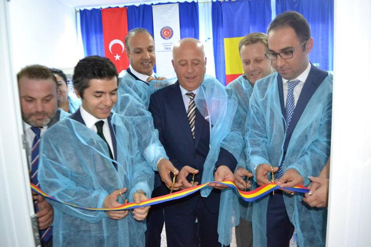 S-a inaugurat noul echipament al Secţiei de Neonatologie