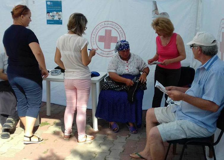 Campanie împotriva rujeolei în Tulcea şi Babadag