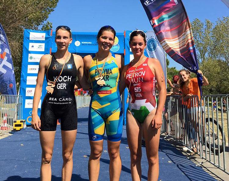 Delta Rowmania Triathlon, o competiţie tot mai serioasă