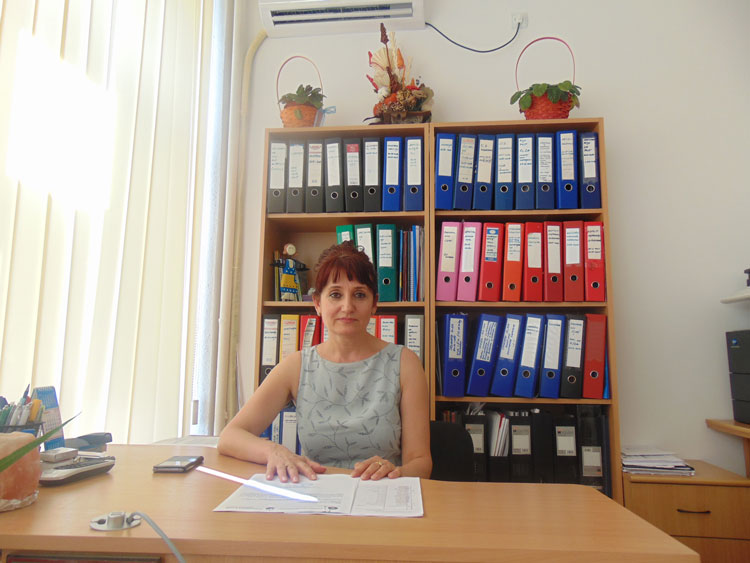 Noul şef al ISJ Tulcea, Lucica Popişcă