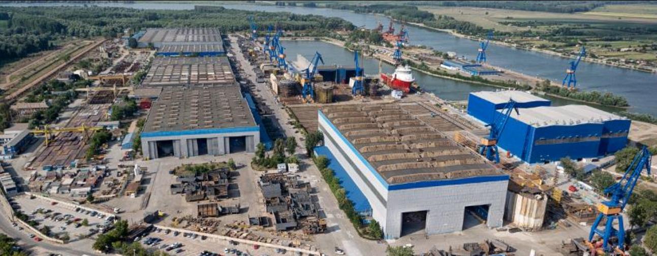 După vietnamezi şi polonezi, la şantierul naval vine forţă de muncă din Ucraina
