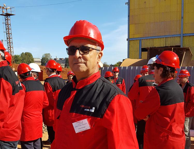Gheorghe Dragu a obţinut un nou mandat de preşedinte al sindicatului de la Alum