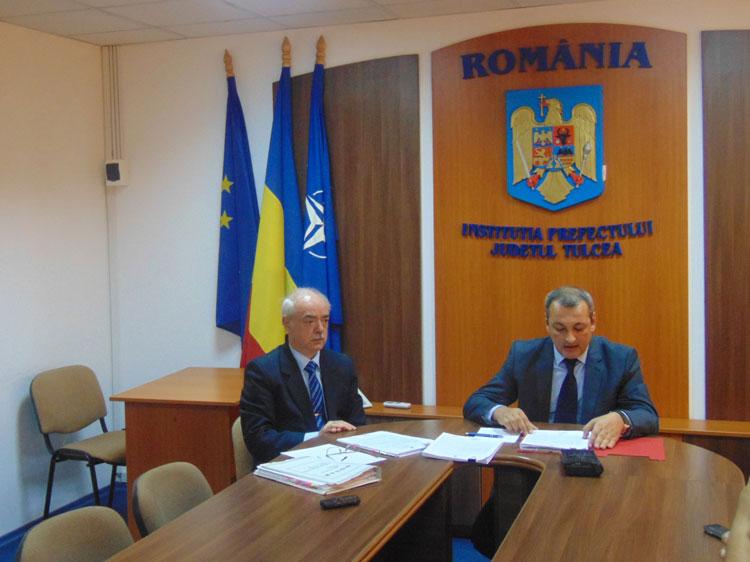 Prefectul a semnat ordinele de eliberare din funcţie: Măcin şi Greci au rămas fără primari!