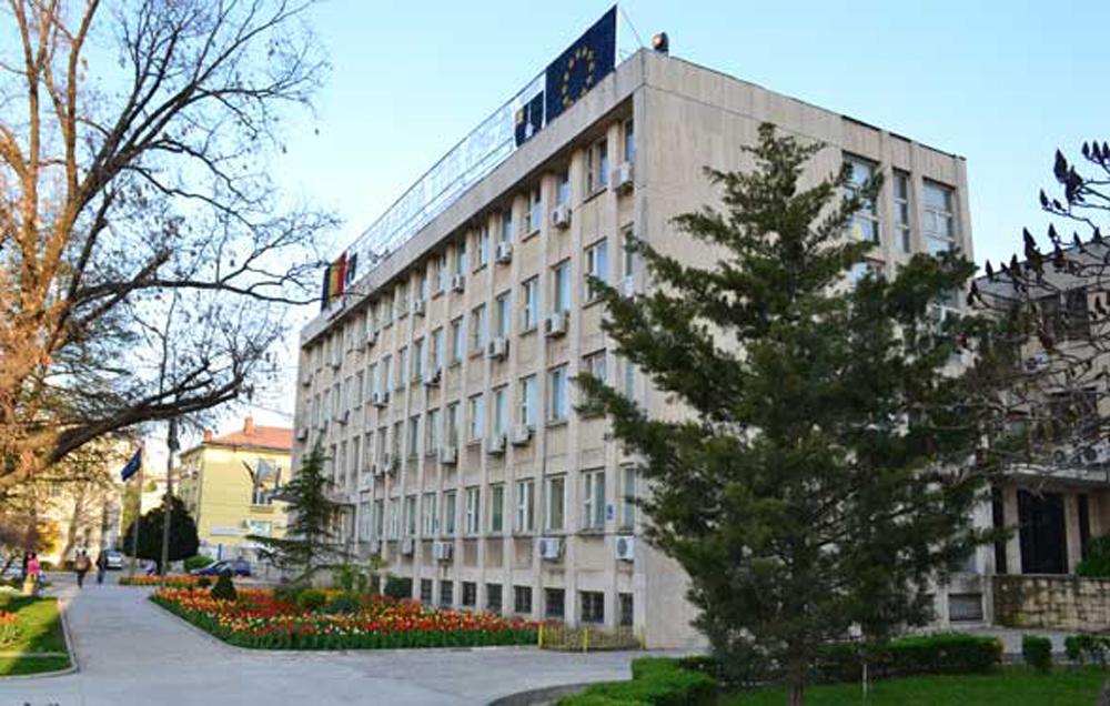 Primarul Hogea insistă: vrea să reabiliteze clădirea primăriei cu fonduri europene