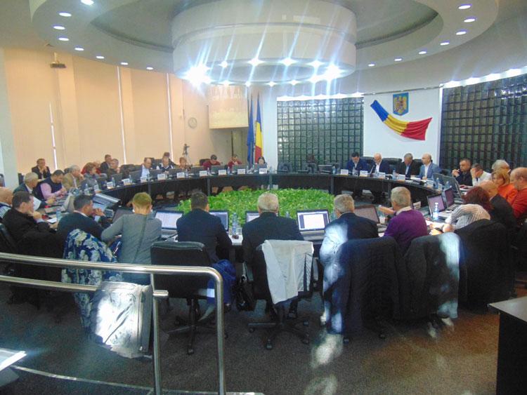 Consilierii judeţeni au dat liber la concesiunile din Delta Dunării