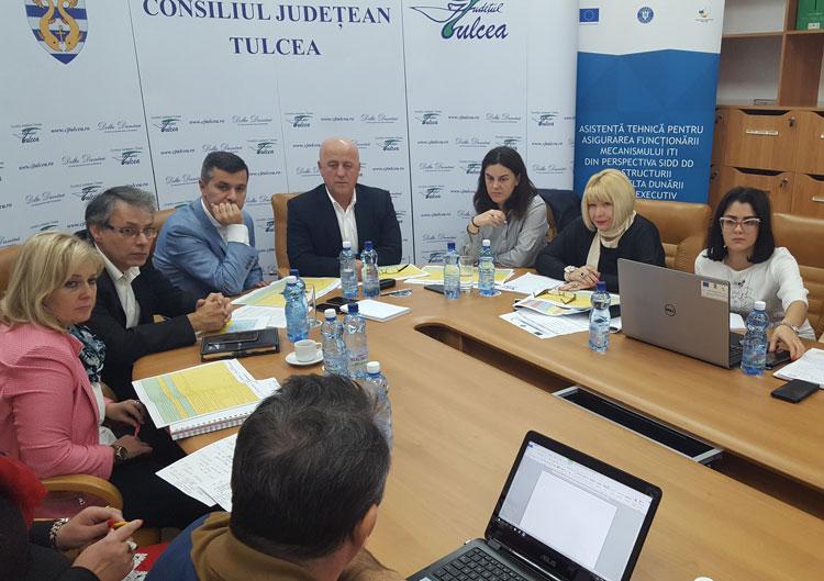 Ministrul Fondurilor Europene a analizat stadiul implementării mecanismului financiar ITI-DD