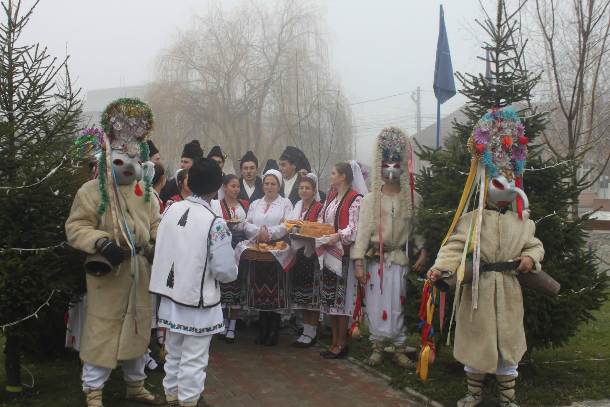 Pregătiri pentru Sărbătoarea Moşoaielor la Luncaviţa
