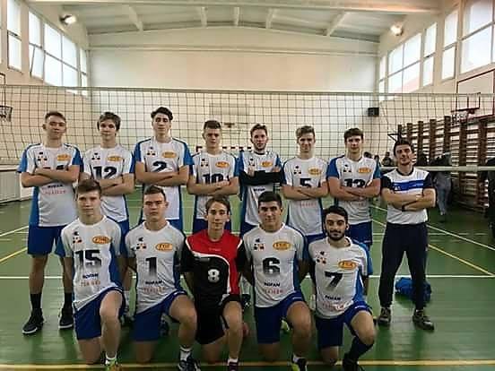 """Volei: CSS Tulcea, victorie în deplasare cu """"Dinicu Golescu"""""""