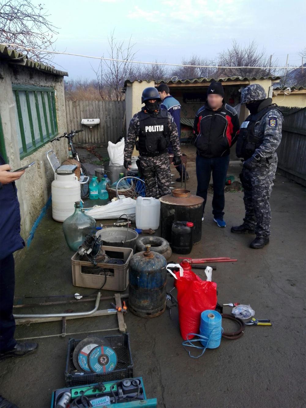 Bărbat din Vişina, bănuit de furturi în valoare de 8.000 de lei