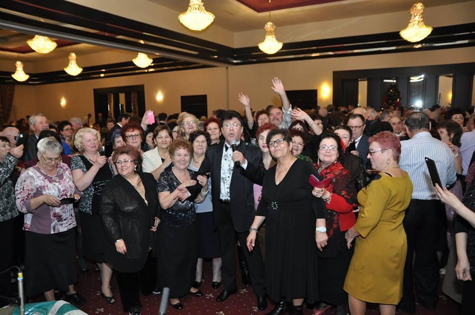 Revelionul Pensionarilor, organizat la finele lunii ianuarie de Primăria Municipiului Tulcea