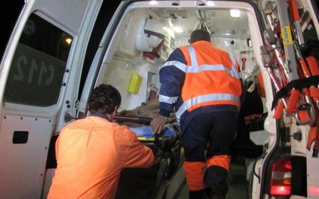 Ambulanţele au fost suprasolicitate